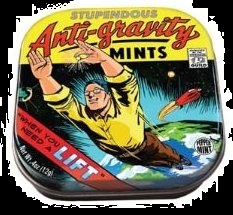 Halloween Candy For Sale 2012 Anti-Gravity Mint Candy