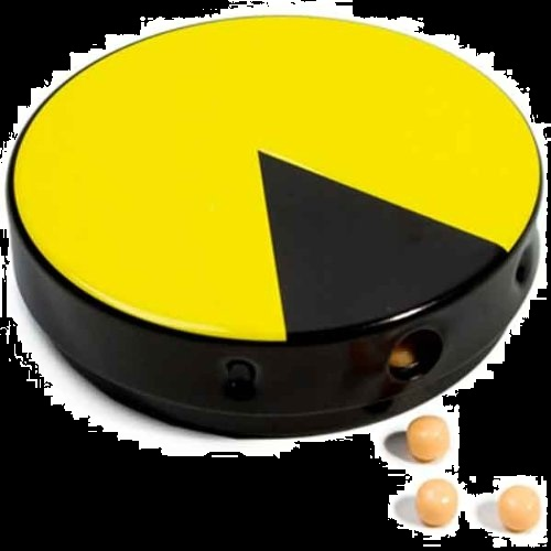 Best Halloween Candy For Sale In 2012 Pac Man Candy and Dispenser Tin