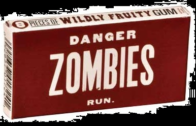Halloween Candy For Sale Zombie Gum Fruit Danger