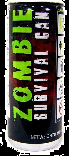Best Halloween Candy For Sale in 2012 Zombie Energy Drink Survival