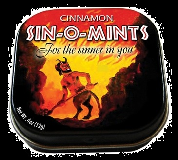 Halloween Candy For Sale Store Sin O Mints Cinnamon Candy Mints