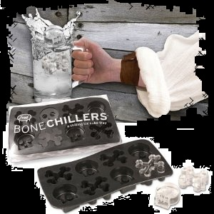 Halloween Candy For Sale Skull and Bones Ice Maker
