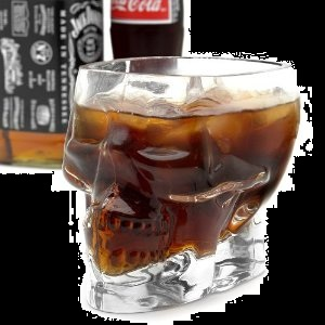 Halloween Candy For Sale Skull Shaped Drink Glasses