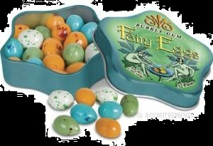 Halloween Candy For Sale Gumballs Fairy Gum in Star Tin
