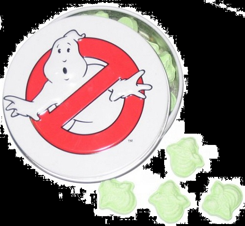 Ghostbuster Slimer Sour Candy for sale