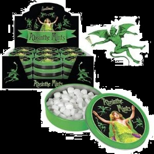 Halloween Candy For Sale Mint Absinthe Candies