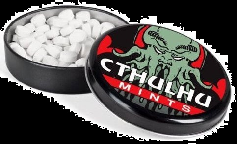 Octopuss Mint Candy and Tin for Sale